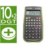 Calculadora citizen cientifica sr-135n verde 128 funcoes