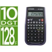 Calculadora citizen cientifica sr-135n violeta 128 funcoes