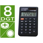 Calculadora citizen de bolso sld-200-n 8 digitos
