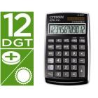 Calculadora citizen de bolso cpc-112 12 digitos-preta