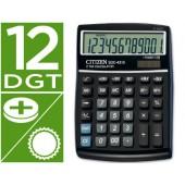 Calculadora citizen de secretaria sdc-431012 digitos