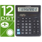Calculadora citizen de secretaria sdc-888t ii12 digitos
