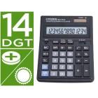 Calculadora citizen de secretaria sdc-554-s secretaria 14 digitos
