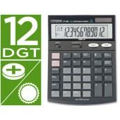 Calculadora citizen de secretaria ct-666 de conferir e corrigir 12 digitos