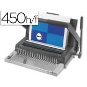 Encadernadora multifuncaoal gbc multi bind 420 com 4 sistemas de encadernacao