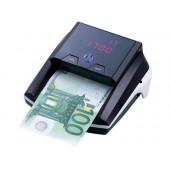 Detector q-connect de notas falsas portatil com porta usb para actualizacao de moedas