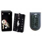 Cofre olle 1020 custodia de chaves 2 mm de espessura combinação mecanica 130x70x67 mm