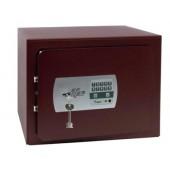 Cofre olle sobreponer s601e porta e moldura 6 mm de espessura combinação eletronica com chave de emergencia 240x350x250 mm