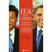 Eua versus china - confronto ou coexistência
