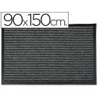Tapete fast-paperflow anti-po 100% polipropileno espessura 8 mm anti-desgiznte em vinil 90x150 cm