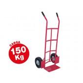 Carro de mao para cargas ate 150 kg 1120 x 595 x 435 mm