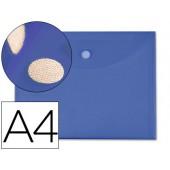 Bolsa porta documentos liderpapel. a4. azul