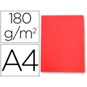 Classificador cartolina gio din a4 vermelho pastel 180 g/m2