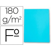 Classificador de cartolina gio folio celeste pastel 180 g/m2
