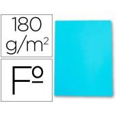Classificador de cartolina gio folio celeste pastel 180 g/m2