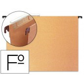 Capas de suspensao hamelin folio visor superior kraft eco