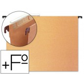 Capas de suspensao hamelin folio prolongado visor superior kraft eco